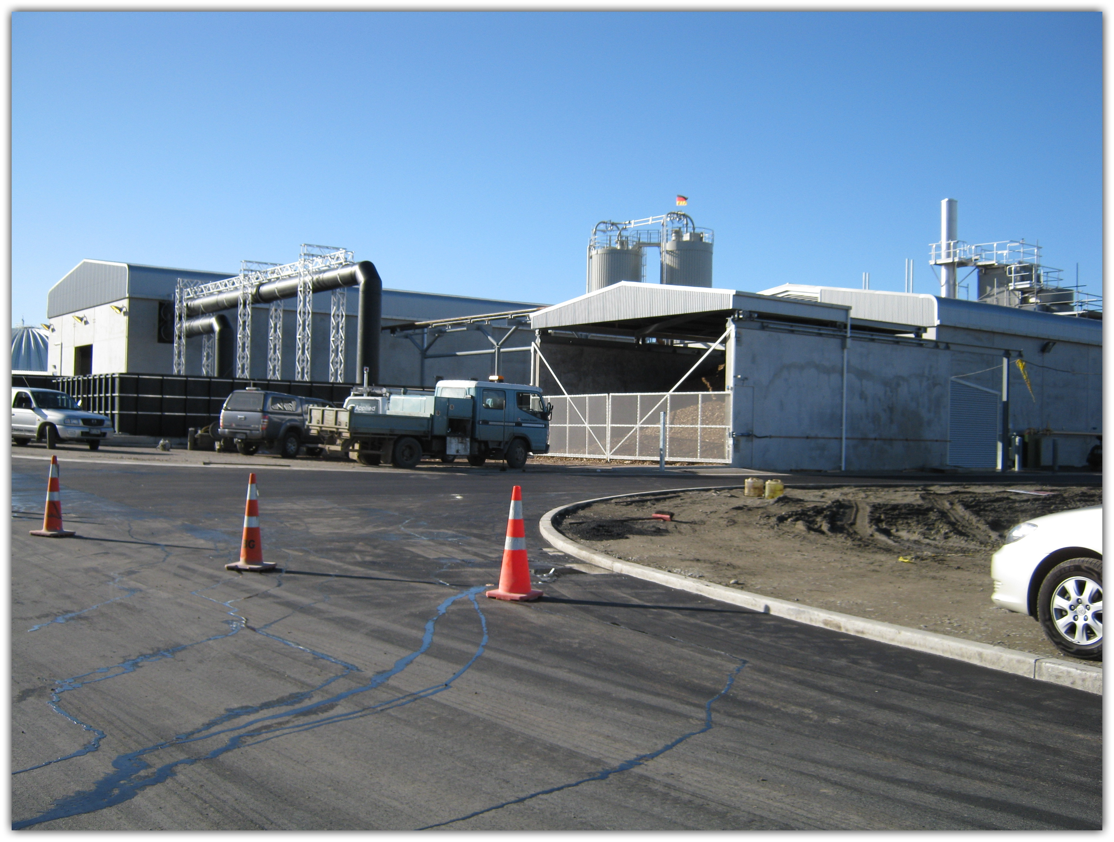 CWTP Biosolids Facility
